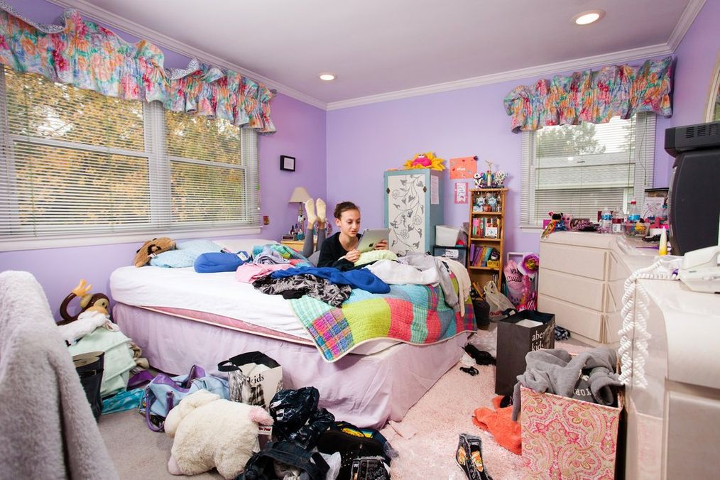Rooms Belong To Girls 20 Funny Pictures Funnyfoto